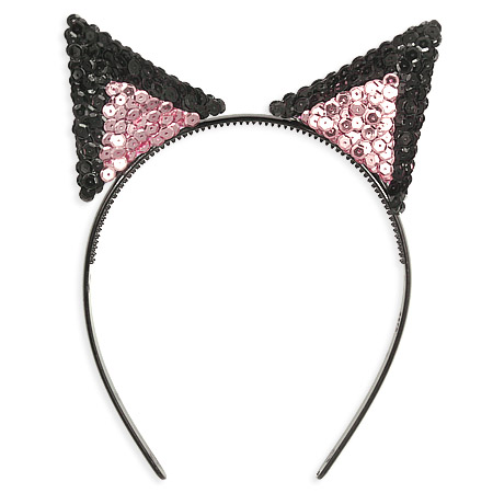 crafts ideas and tutorial: easy diy cat ears for halloween
