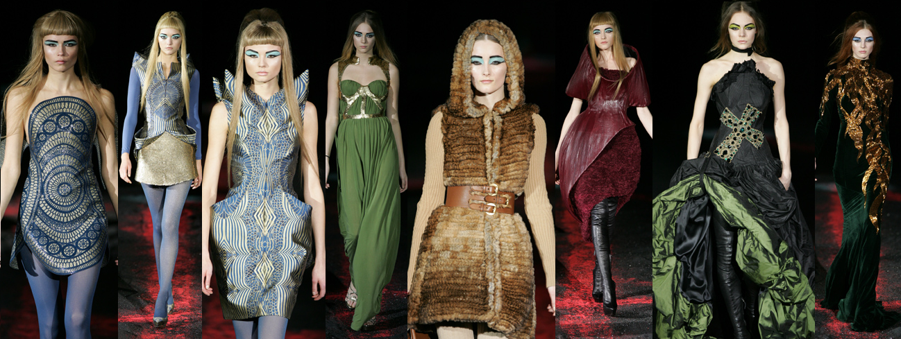 McQueen AW 2007 Collection