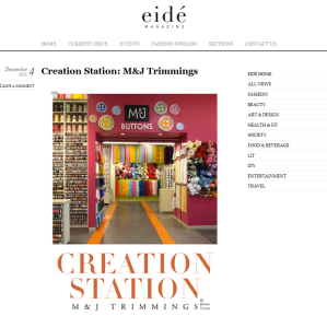 Eide Mag M&J feature 1