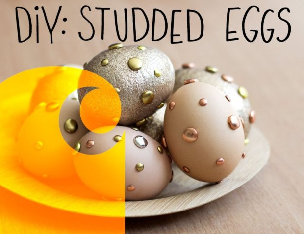 Studded Egg