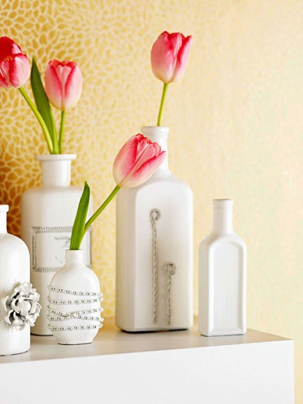 Chain Vase