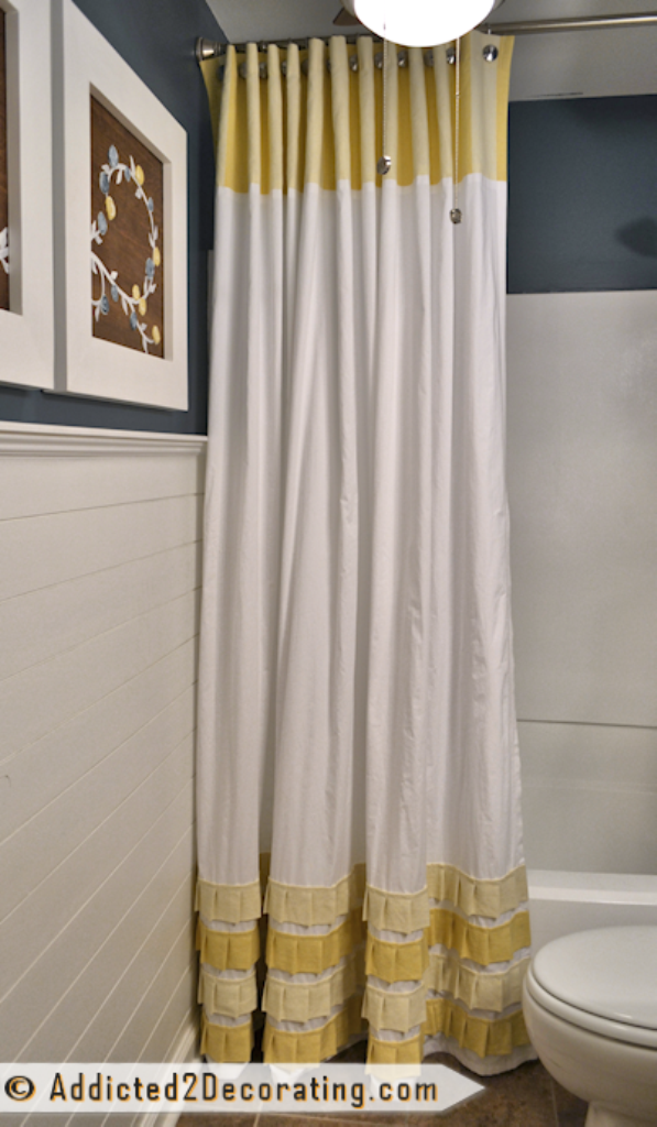 Shower-Curtain-With-Pleated-Accents-13