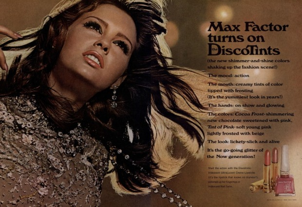 1965 Max Factor Campaign