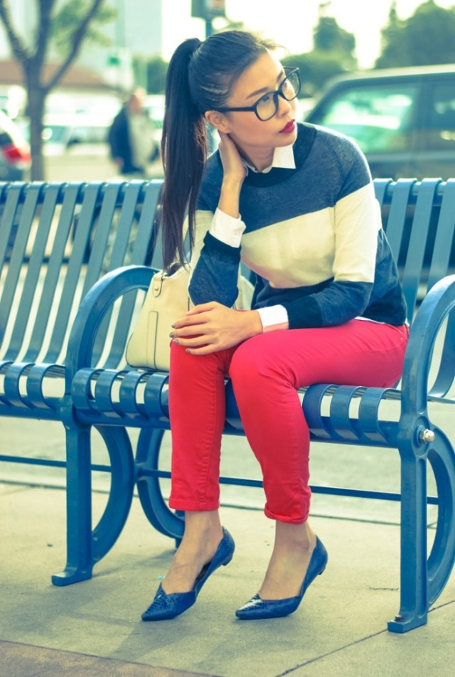 al-sweater-stripe-nautical-blue-red-jeans-zara-personal-style-blogger (5 of 6)