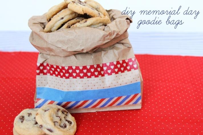 memorial day goodie bags