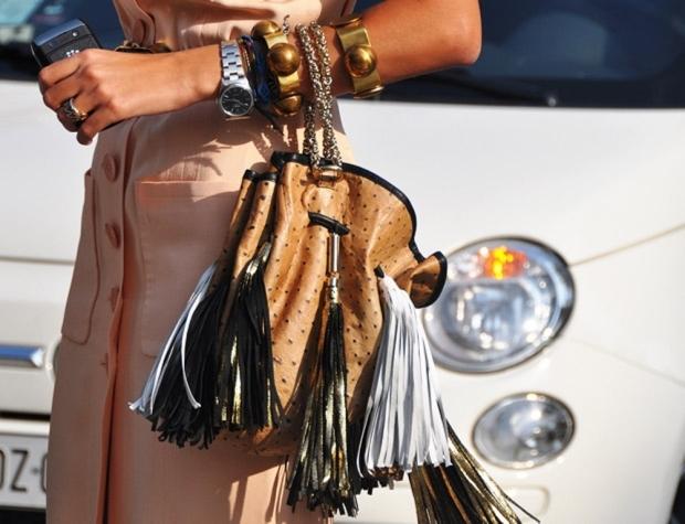Tassel Bag_street style