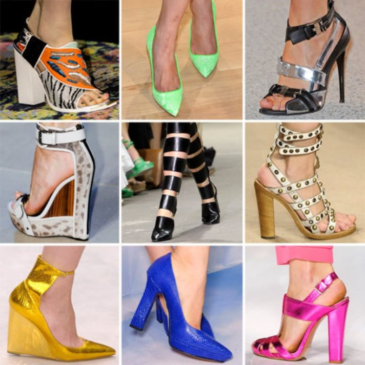 Shoe Recap