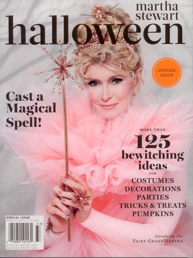 Martha Stewart Cover