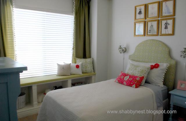 Girl's Bedroom 1
