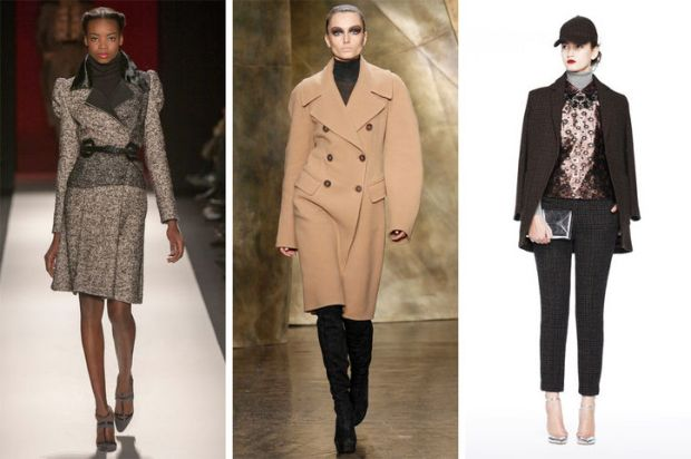 Glamour Fall Trends