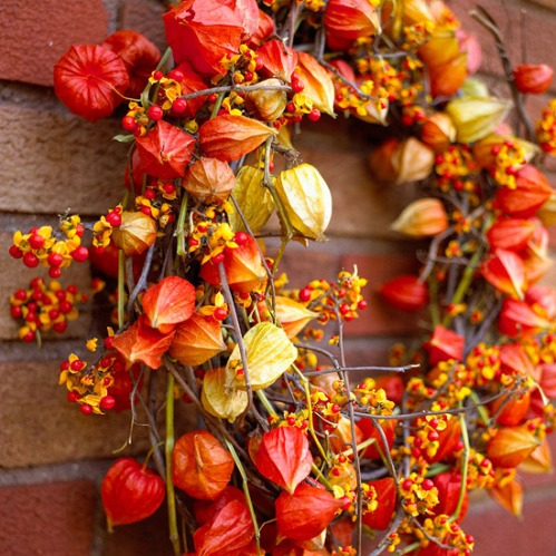 Autumn Wreath | Better Homes and Gardens