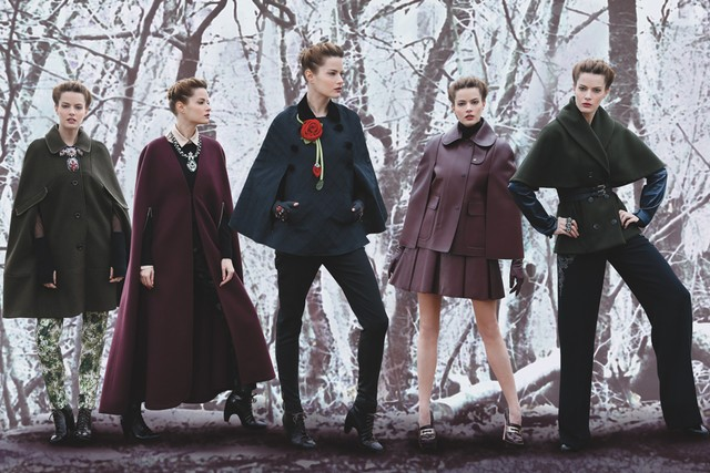 WWD Capes