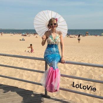 Mermaid Costume Tutorial