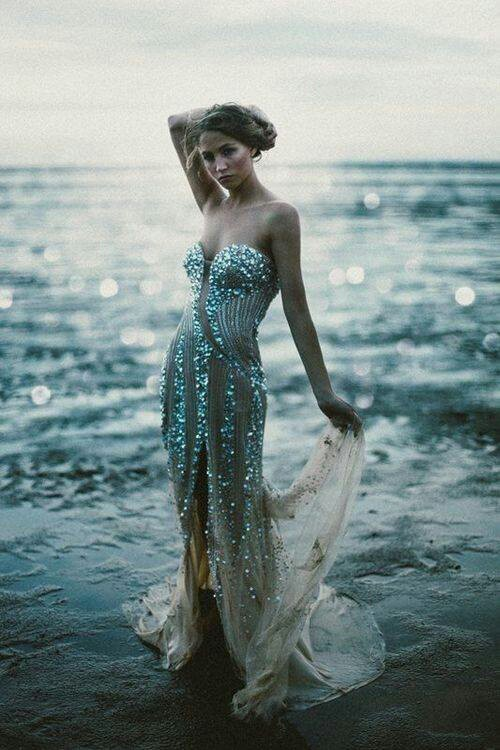 Sequin Mermaid Dress