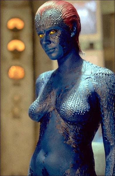 Mystique X-men Costume
