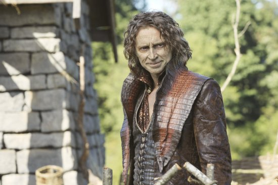 Rumplestiltskin from Once Upon a Tim