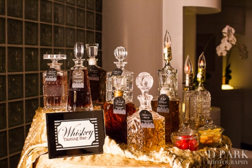 Great Gatsby Whiskey Bar