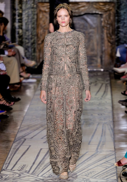 Valentino Couture Fall 2011