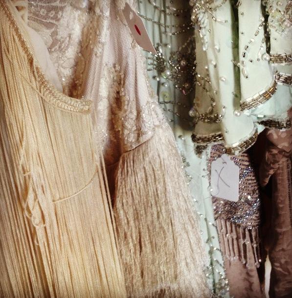 Pastel Vintage Flapper Dresses