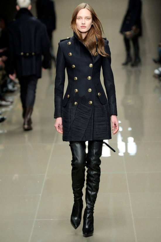 Military Jacket from Burberry Prorsum