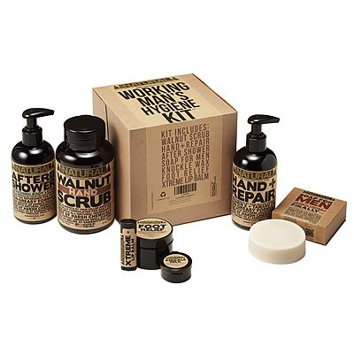 Working Man's Hygiene Kit from Uncommon Goods