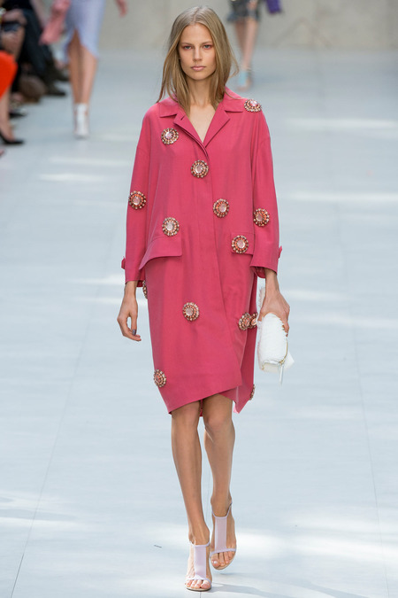 Burberry Prorsum SS 2014 Collection