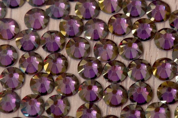 Crystal Lilac Shadow Swarovski   M&J Trimming