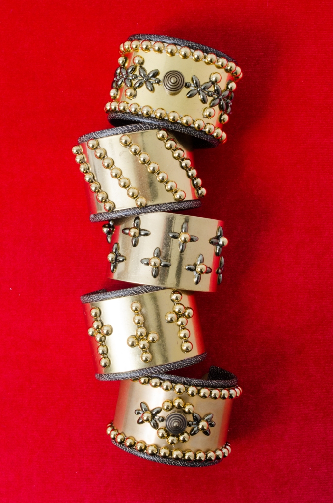 Joan of Arc Custom Warrior Cuff Project DIY