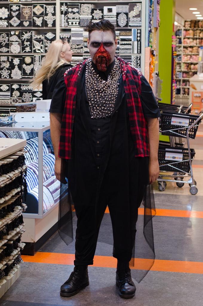 Zipperface M&J Halloween Pageant