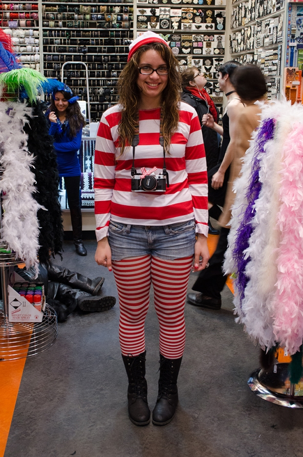 Waldo M&J Halloween Pageant