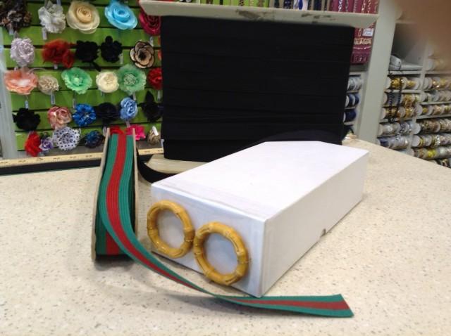 Gucci Inspired Belt DIY Materials | M&J Trimming