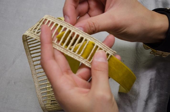 Glamorous Large Package DIY Velvet Weave | M&J Trimming