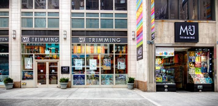 M&J Trimming Exterior