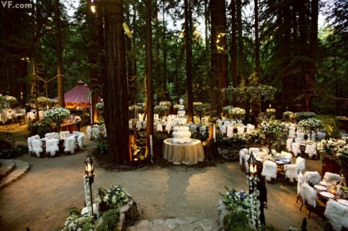Sean Parker Wedding Vanity Fair