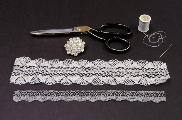 Silver Napkin Ring Materials | M&J Trimming