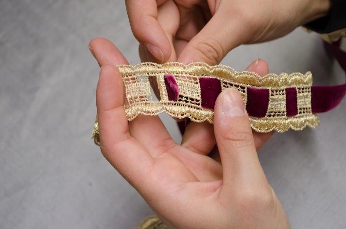 Glamorous Small Package DIY Weaving   M&J Trimming