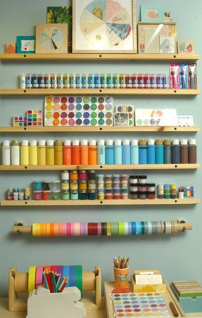 Crafts by Color