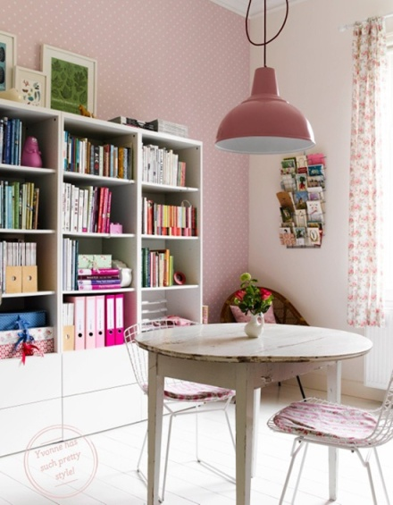 At Home in Love Workspace