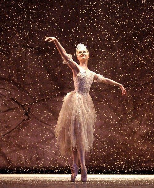 Christmas Ballet Scene