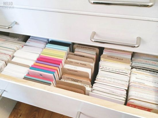 Organized Desk from Hello Forever