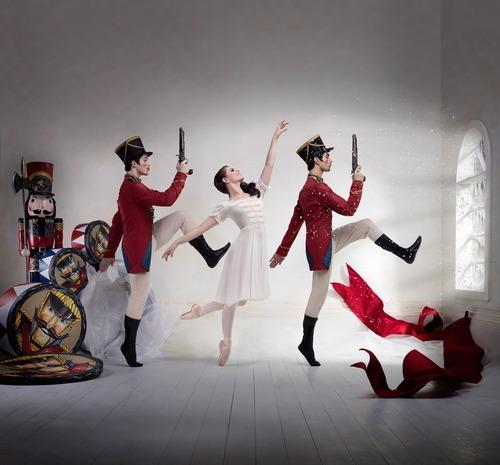 Clara and the Nutcracker Ballet