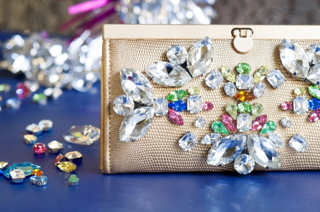 Final Bejeweled Holiday Clutch