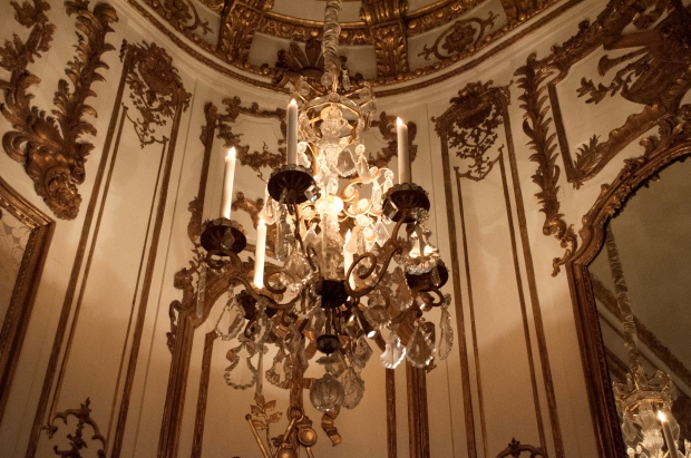Project DIY: Baroque and Roll Inspiration Chandelier