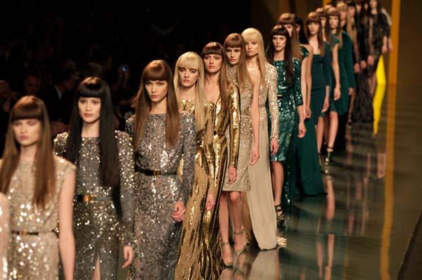 Elie Saab Sequin Dresses