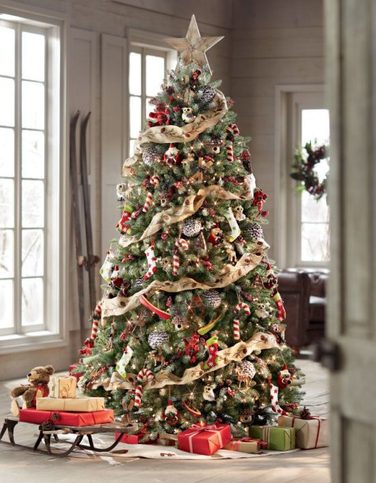 Rustic Tree from Home Decorators