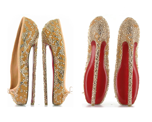 Louboutin Ballet Shoes