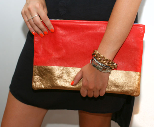Clutch Revamp from McKenzie Renae