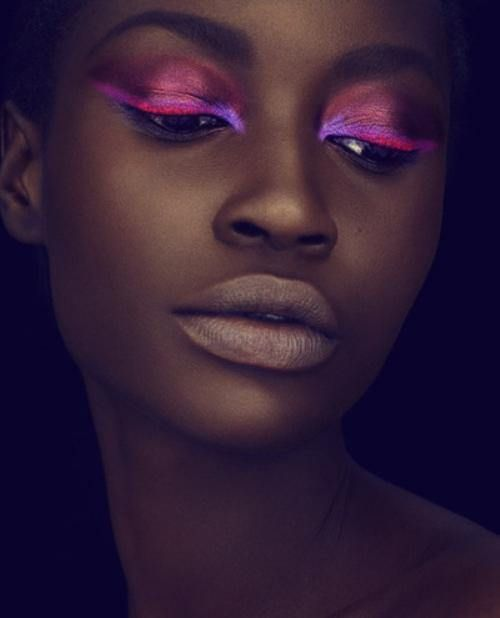 Radiant Orchid Eye Makeup