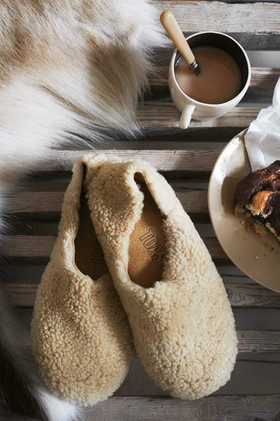 Tea and Slippers