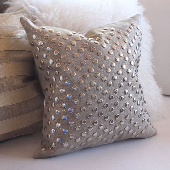 Studded Pillow